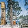 Церковь района Мортенсрюд, Осло.