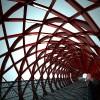 Железнодорожный пешеходный мост