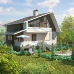 Реконструкция жилого дома