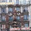 Дом с лицом в Париже!