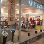 Интерьер магазина SCANDICA в «АФИМОЛЛ Сити»