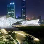Гуанчжоу оперный театр