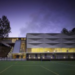 Saint Kentigern School Jubilee Sports Centre / Architectus
