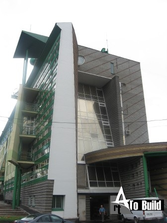 Здание банка в Нижнем Новгороде