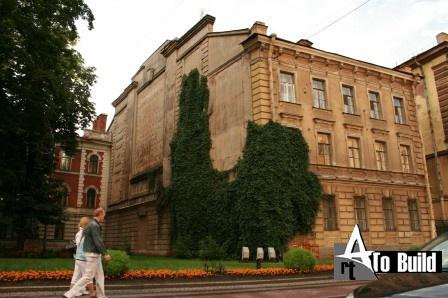 Санкт-Петербург, Московский пр.