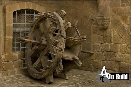 Mühlenrad