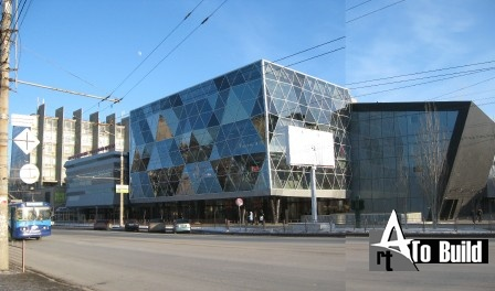 Торговый центр г. Волгоград